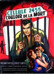 Affiche du film Cellule 2455 Couloir de la Mort
