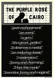 Affiche du film La rose pourpre du Caire