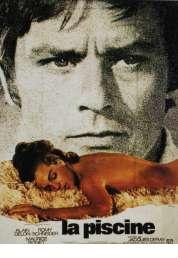 Affiche du film La piscine