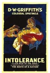 Affiche du film Intolérance