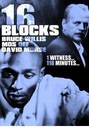 Affiche du film 16 blocs