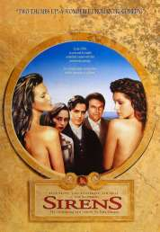 Affiche du film Sirènes