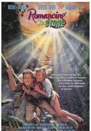 Affiche du film A la poursuite du diamant vert