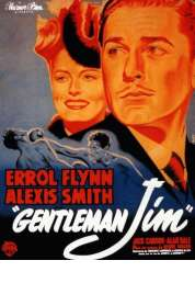 Affiche du film Gentleman Jim