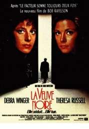 Affiche du film La veuve noire