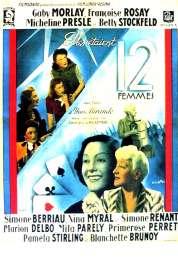 Affiche du film Elles Etaient Douze Femmes