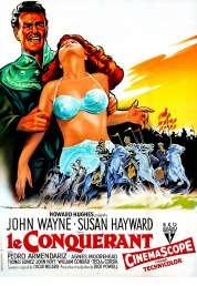 Affiche du film Le conquerant