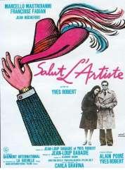 Affiche du film Salut l'artiste !