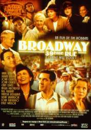 Affiche du film Broadway 39ème rue