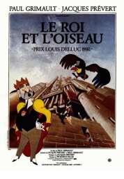 L'affiche du film Le Roi et l'oiseau