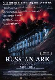 L'affiche du film L'arche russe