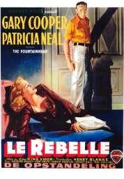 Affiche du film Le Rebelle