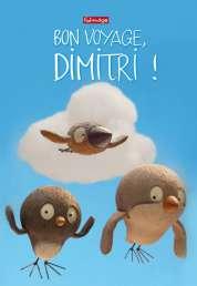 L'affiche du film Bon voyage, Dimitri !