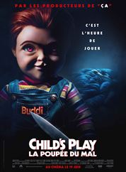 L'affiche du film Child's Play : La poupée du mal