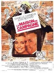 Affiche du film La Maison de Campagne
