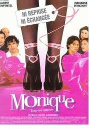 Affiche du film Monique
