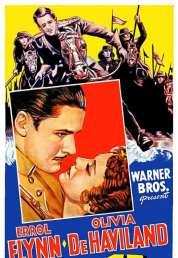 Affiche du film La Charge de la Brigade Legere