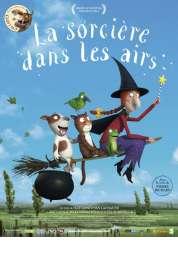 L'affiche du film La Sorcière dans les airs