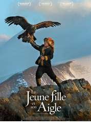 L'affiche du film La jeune fille et son aigle