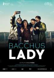 L'affiche du film The Bacchus Lady