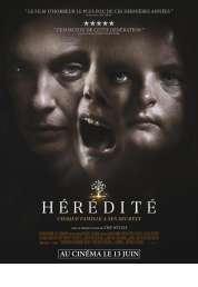 L'affiche du film Hérédité