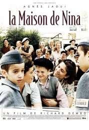 L'affiche du film La Maison de Nina