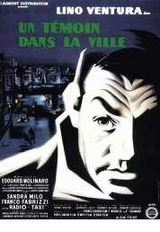 Affiche du film Un Temoin dans la Ville
