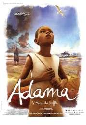 L'affiche du film Adama