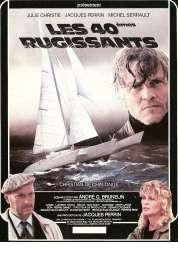 Affiche du film Les Quarantièmes Rugissants