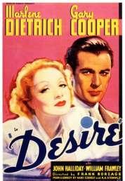 Affiche du film Desir