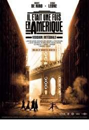 L'affiche du film Il était une fois en Amérique
