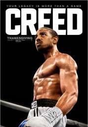 L'affiche du film Creed- L'Héritage de Rocky Balboa