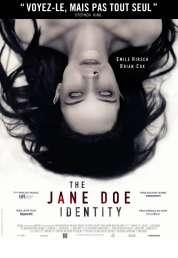 L'affiche du film The Jane Doe Identity
