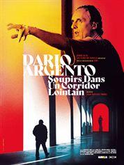 Affiche du film Dario Argento : soupirs dans un corridor lointain