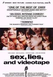 Affiche du film Sexe, mensonges et vidéo