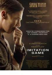 L'affiche du film Imitation Game