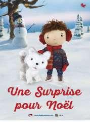 L'affiche du film Une surprise pour Noël