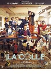 L'affiche du film La Colle