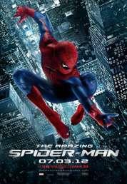 Affiche du film The Amazing Spider-Man