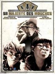 L'affiche du film Sa majesté des mouches