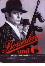 Affiche du film Borsalino And Co