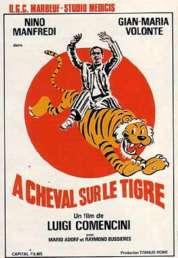 Affiche du film A Cheval Sur le Tigre