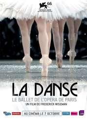 Affiche du film La Danse, le ballet de l'Opéra de Paris