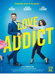 L'affiche du film Love addict
