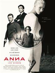 L'affiche du film Anna