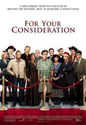 Affiche du film For Your Consideration