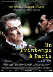 Affiche du film Un printemps à Paris