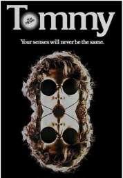 L'affiche du film Tommy
