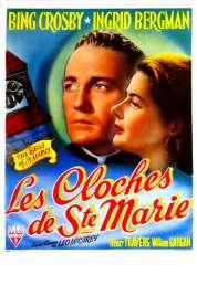 Affiche du film Les cloches de Sainte-Marie