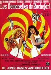 L'affiche du film Les Demoiselles de Rochefort